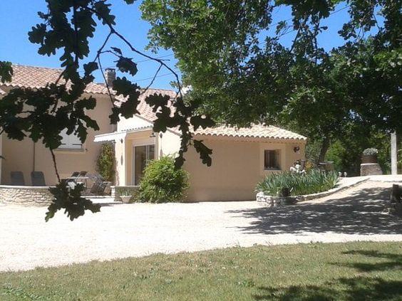 Location vacances gîte Saumane de Vaucluse