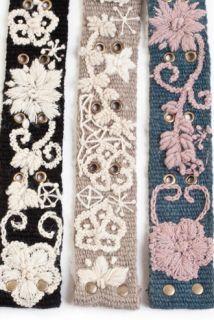 Jenny Krauss - belts