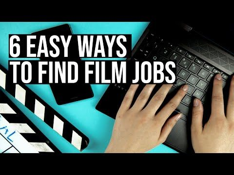 This Article Is For New Entrants Wondering How To Get Into The Film Industry You Might Have Recently Graduated From Film S In 2020 Film Jobs Writing Jobs Film School