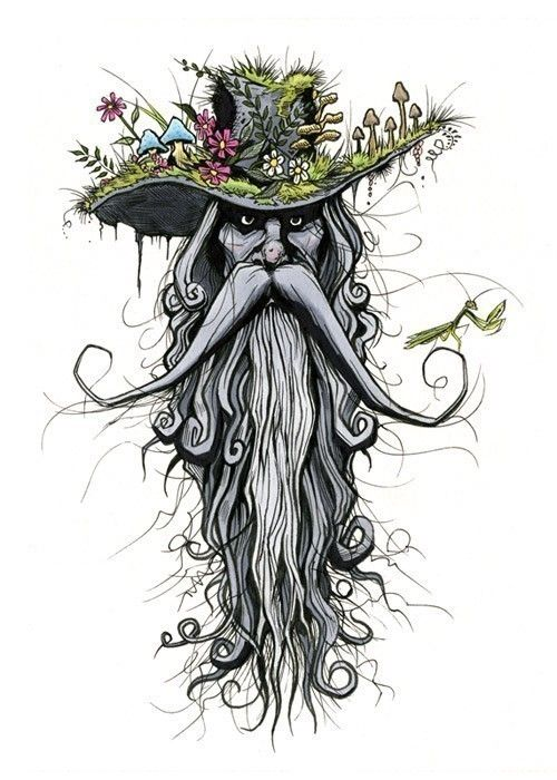 Earth Hat Pat print 5x7 by berkleyillustration on Etsy, $10.00, this is awesome!!!