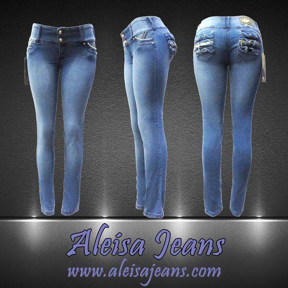 Aleisa jeans las mejores colecciones