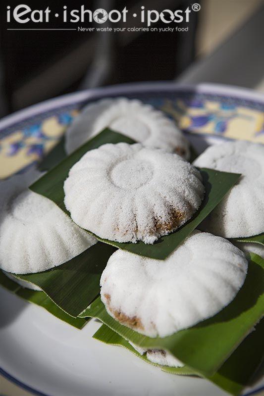 Kueh Tutu 5 for $3