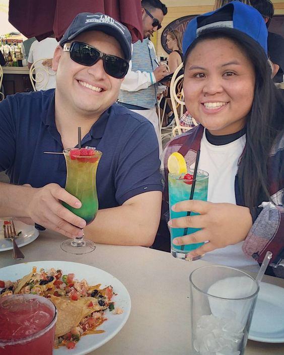 Recap 4.21.16 #DrinkingBuddy #CoveBar #CaliforniaAdventure #DrinksForRem #RemsAtDisneyland #Alcohol #Alcoholic #Cheers #Zombie #Earthquake by remelyn_snapchats