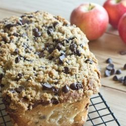 Apple Pie Bread by DinnersDishes