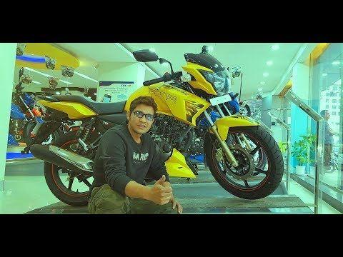 Tvs Apachi Rtr 160 Bike Reviews Tvs Bike