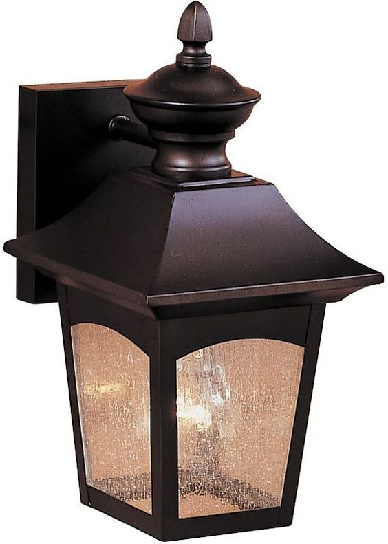 View the Murray Feiss OL1000 Craftsman / Mission 1 Light Outdoor Wall Sconce from the Homestead Collection at LightingDirect.com.