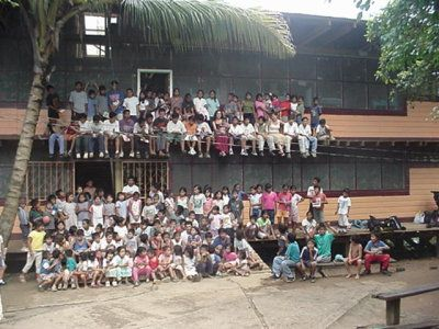*My heart cries out to you o Lord!! <3    Casa Guatemala at Rio Dulce
