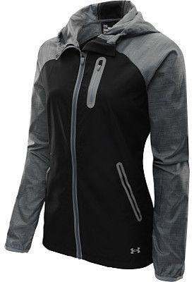 UNDER ARMOUR Women's Qualifier Woven Full-Zip Running Jacket $79.99