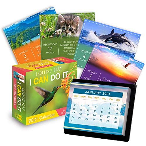 Download Pdf I Can Do It 2021 Calendar 365 Daily Affirmations Free Epub Mobi Ebooks I Can Do It 2021 Calendar Louise Hay