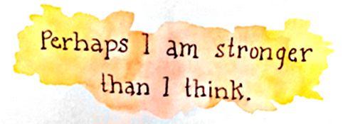 #innerstrengths
