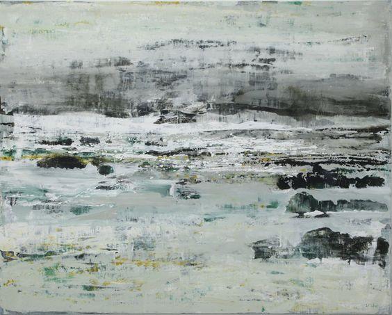 Pere de Ribot. s.t. / oli sobre tela 195x230cm, 2011 #gallery #contemporary #art