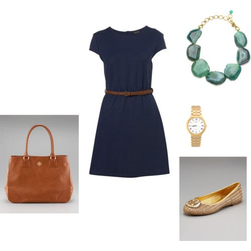 classic look for a busy day to evening