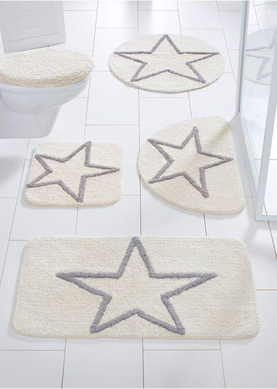 coordinato per il bagno«alina» grigio - casa - bpc living ... - Bonprix Arredo Bagno