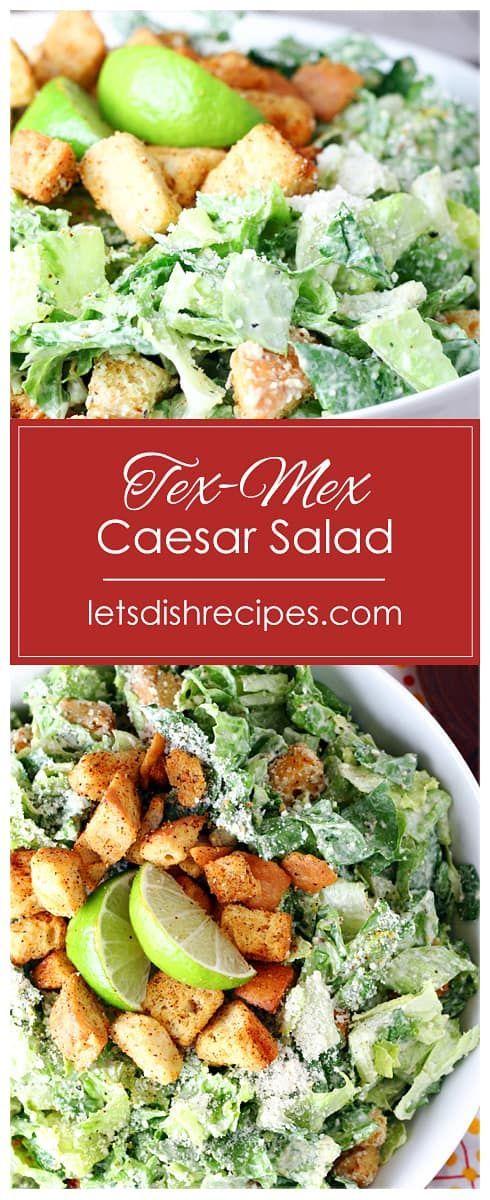 Caesar Salad Recipes With A Twist