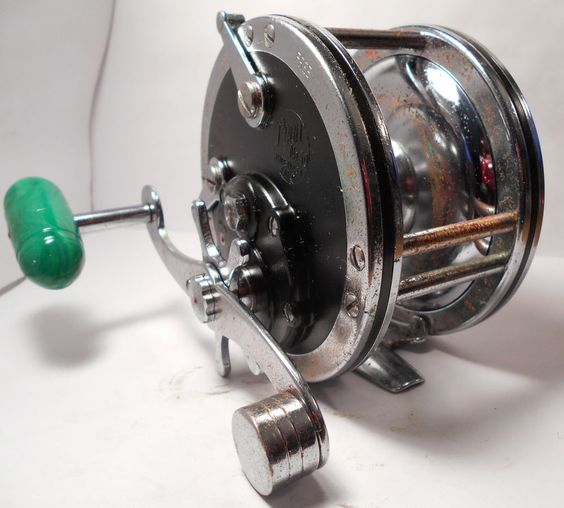 vintage penn reels no. 49 deep sea reel conventional saltwater, Fishing Reels