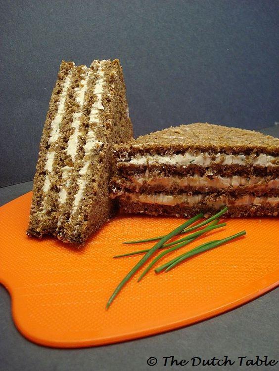 The Dutch Table: Broodjes: The Dutch Sandwich