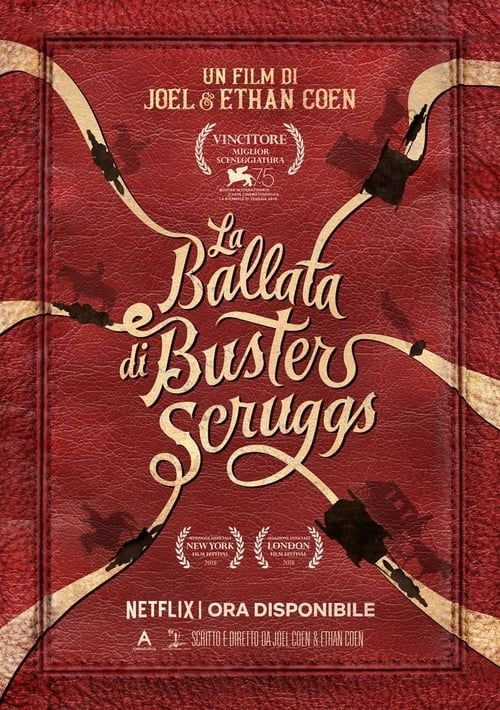 watch the ballad of buster scruggs free online