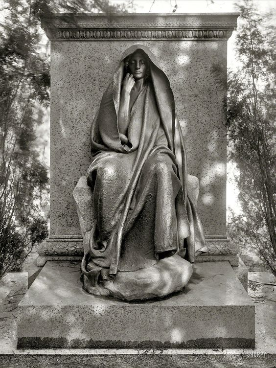Shorpy Historical Photo Archive :: Grief: 1915