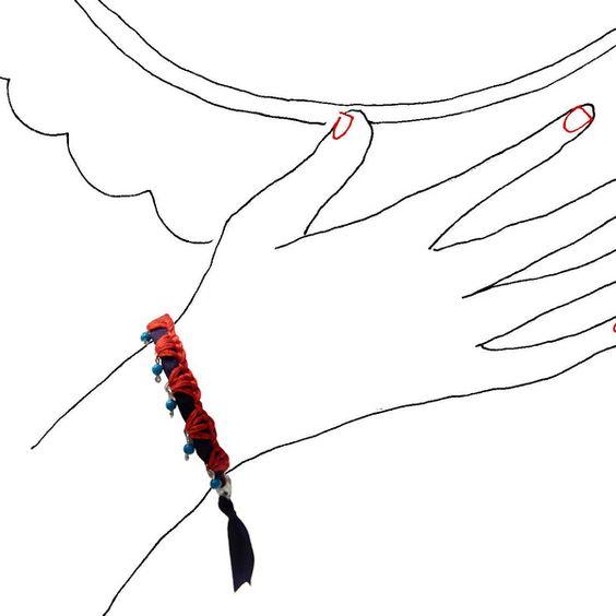 *ENVIOS GRATIS!*  ------------------------  Cada una de nuestras pulseras está exclusivamente realizada a mano y producto de nuestras ideas.    ♥ T...
