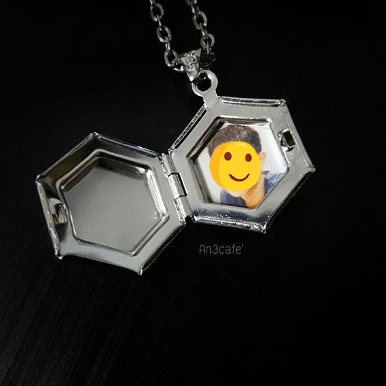 Hexagon Lockets