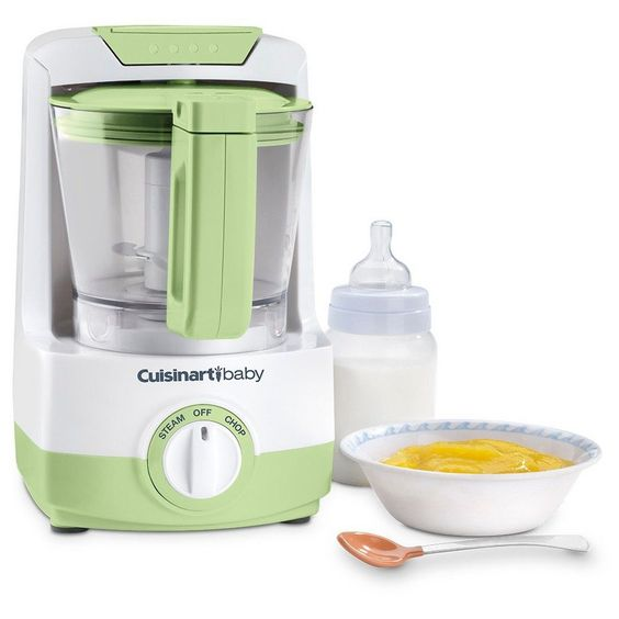 Cuisinart Baby Food Maker and Bottle Warmer -