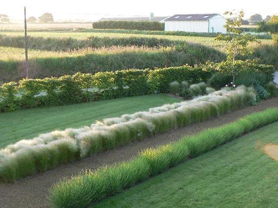 Jardin in Brittany: