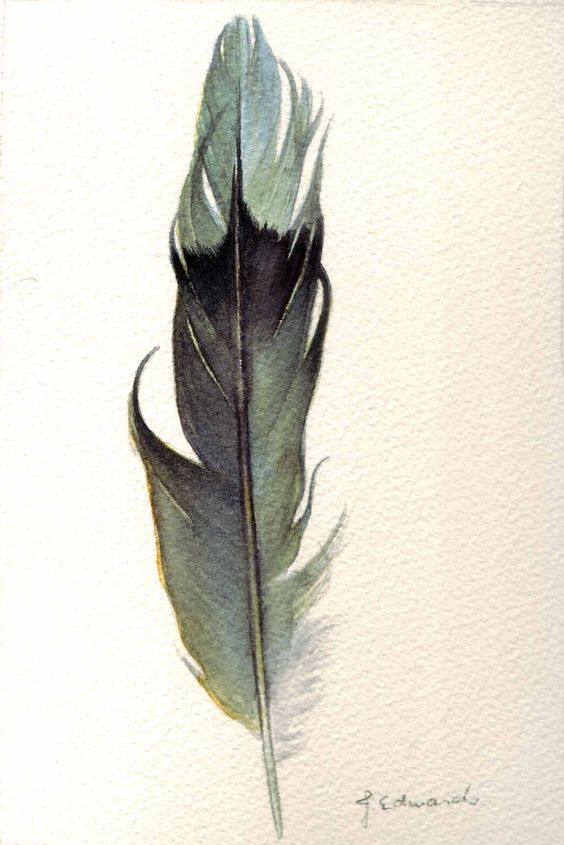 Mockingbird feather Represents finding your soul purpose