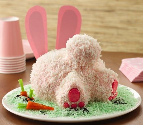 An #Easter dessert guaranteed to make you giggle.