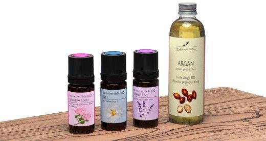Fabriquer sa lotion raffermissante avec les huiles essentielles