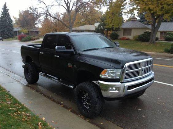 make dodge model ram 2500 truck year 2012 exterior color black interior - 2012 Dodge Ram 2500 Cummins Interior
