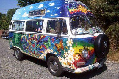 Amethyst the Magic Bus