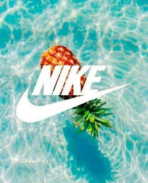 パイナップルとNIKE