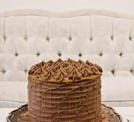 Caramel Spice Layer Cake