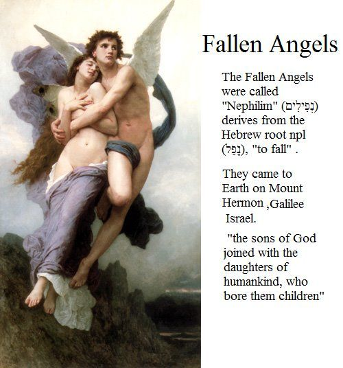 Nephilim on Pinterest | Fallen Angels, Son Of God and Human Skeleton