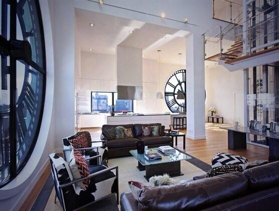 Refurbished clocktower turned into a $20M hi-rise apartment.