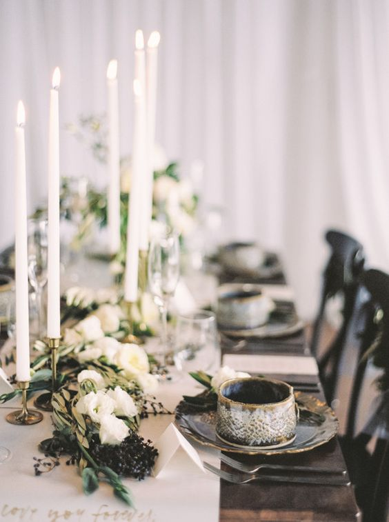 Styling & Design: Birds & Honey Photography: Milton Photography Florals: Akiko Floral