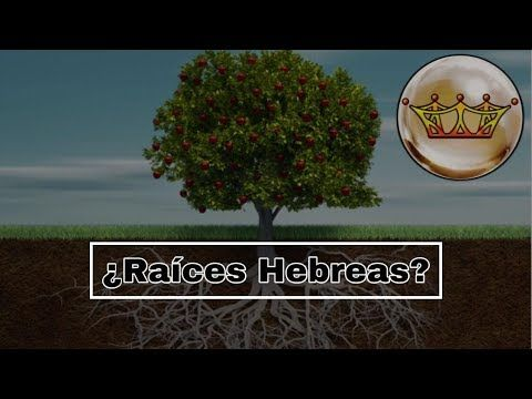Raices Hebreas Pastor Rios Hebreos Pastor Iglesia Cristiana