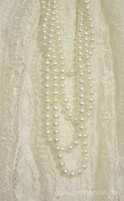 pearls and lace...... ᘡղbᘠ