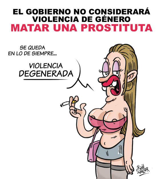 violencia de genero prostitutas prostitutas ingresadas