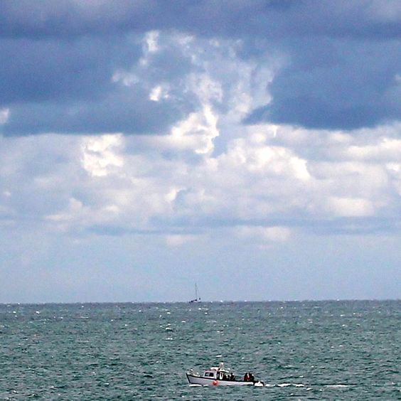 A cloud formation that some believe looked a lot like Jesus' face was spotted over the English Channel, and photographer Terry Buckman took a picture of it.