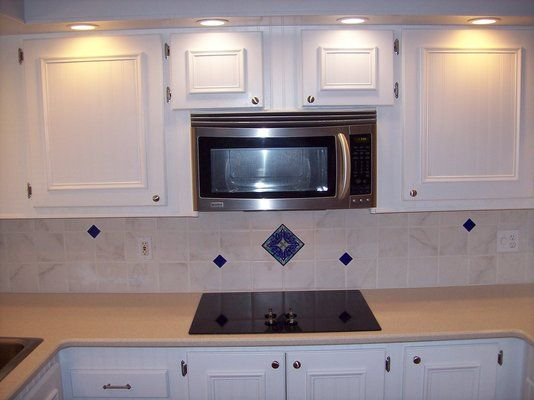 Remodeling Mobile Home Walls | Kitchen remodel in mobile home complete with custom faced cabinet ...