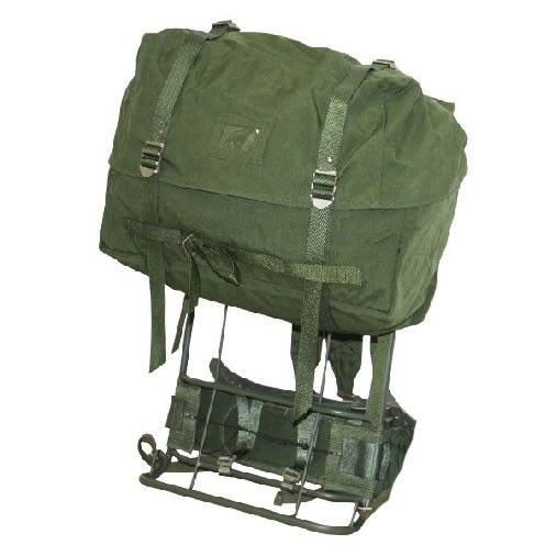 Swedish army Medic LK Rucksack