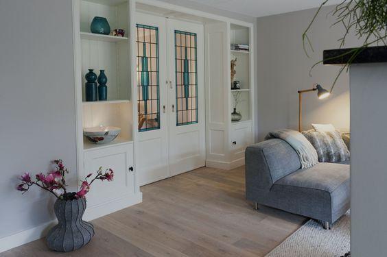 Jaren 39 30 stijl kamer en suite geplaatst in elst gld kijk eens naar het mooie glas in lood - Barokke stijl kamer ...