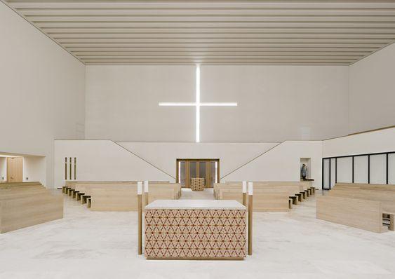 Gallery of St. Trinitatis Church / Schulz und Schulz - 6