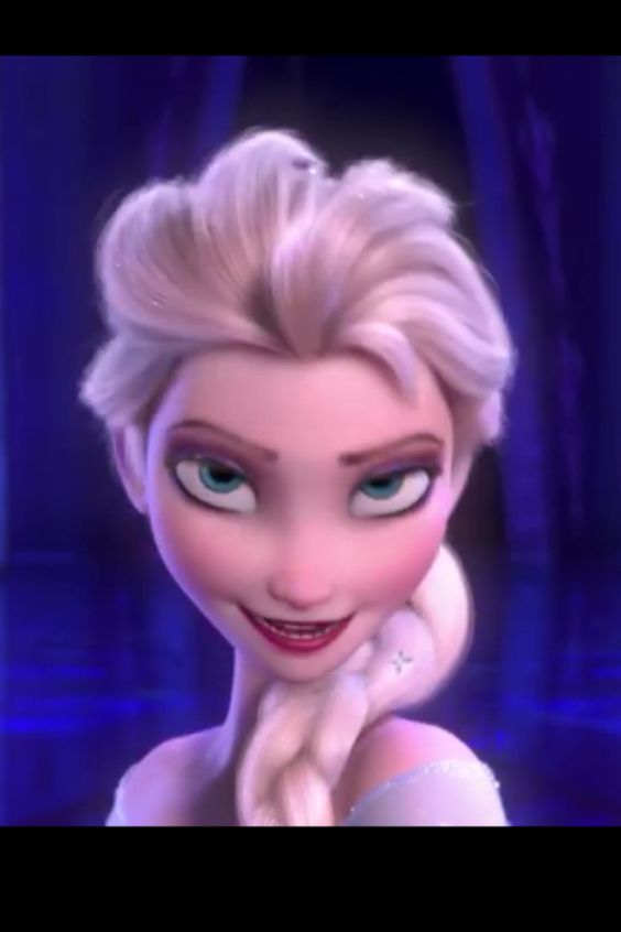 Scary Elsa | All Things Frozen | Pinterest | Elsa and Scary