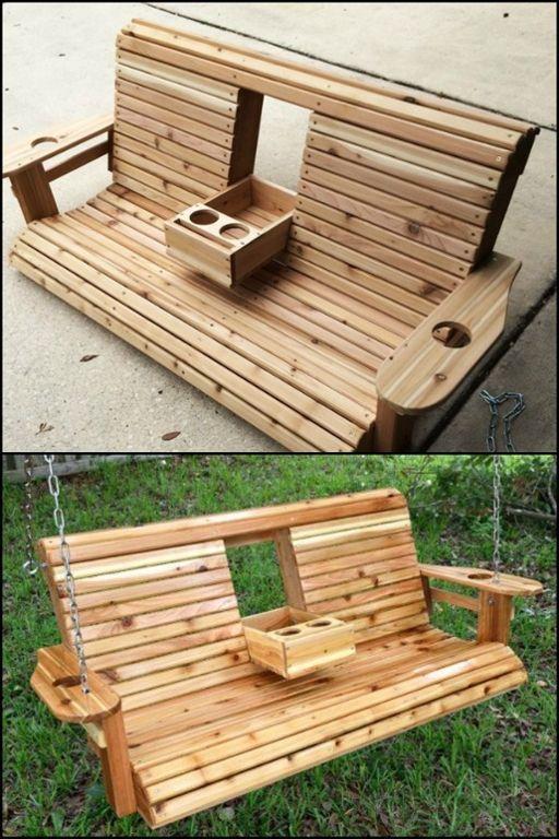 Entspannen Sie Sich In Ihrem Garten Mit Dieser Diy Veranda