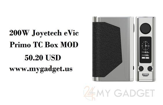 200W Joyetech eVic Primo TC Box MOD  http://mygadget.us/collections/box-mods/products/200w-joyetech-evic-primo-tc-box-mod?variant=37368808135  #ecigarin #200WJoyetech #primo #box #mod #200w #joyetech #vape #device #mod #vaporizer #ecig #electronic #cigarette