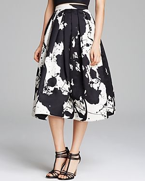 Gorgeous Tibi Midi Skirt | My Shopping List | Pinterest | Skirts ...