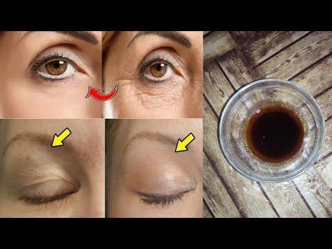 كنز رباني عظيم دهنة واحدة قبل النوم و تخلصي من التجاعيد حول العين الهالات السوداء ترهل الجفون Youtube Face