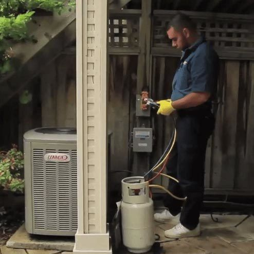 Problems With The Furnace Should Be Taken Care Of Immediately In Order To Prevent Temperature Problem Furnace Repair Air Conditioner Installation Hvac Services